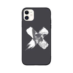 Skull X Pattern iPhone 11 Pro Max Case ☠️